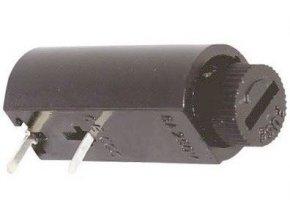 Poistkové puzdro do DPS BF-017 pre poistku 5x20mm