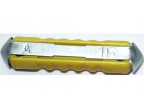 Autopoistky trubičková 26mm 16A