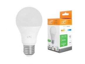 Žiarovka LED A60 E27 hrušková 230V / 12W, teplá biela, LTC