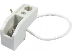 Pätica R7S keramická pre lineárne halogén