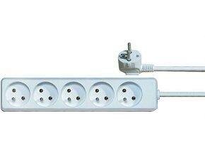 Predlžovací prívod 1,5m-5x10, 3x1mm2