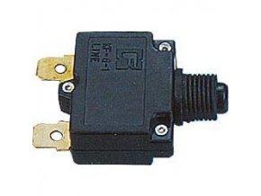Proudový jistič 230V/16A k montáži do otvoru