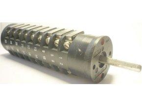Vačkový spínač VS16 2259 N4, 16A / 380V ~, 2 polohy 90 °