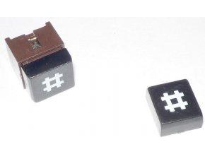 Hmatník k telefónnemu mikrospínačmi 4FK57300-krížik