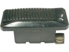 Prepínač posuvný ON-OFF 2pol. 250V / 1A
