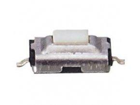 Mikrospínač SMD KFC-003A, 3x6x2,5mm