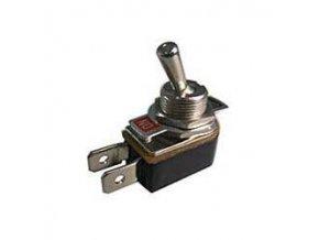Prepínač páčkový KN3 (H) -1, ON-OFF 1pol. 250V / 3A