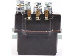 Stýkač 12V / 100A (špičk.700A) ZJWTP100 pre navijaky automobilov
