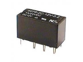 Relé JRC-19F 24V, 24V = / 1A (120VAC / 1A) 20x10x12mm