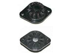 Pätica pre relé RP700 s spájkovacími očkami
