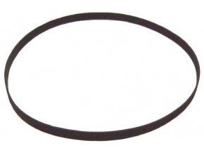 Remienok gumový 122x0,6x6,0 mm plochý