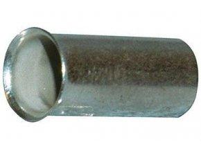 Dutinka pre kábel 6mm2 celokovová (EN6012)