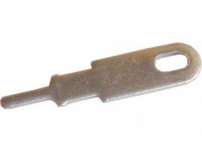 Spájkovacie očko 8x3m s pinom do DPS