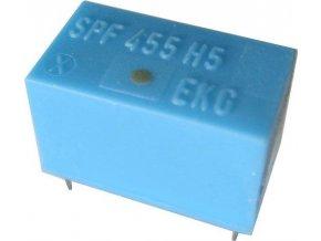 Piezokeramické filter 455kHz SPF455 H5