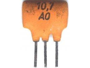 Keramický filter 10,7MHz FCM