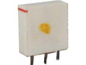 Keramický filter FP1P 455kHz 16x16x6mm