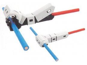 Rýchlospojka-odbočka pre kábel 2,5-3mm2