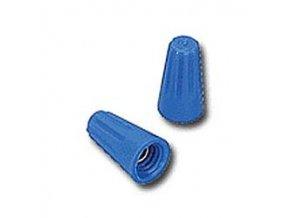 Spojka-klobúčik skrutkovacie pre káble do 6mm2