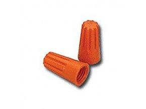 Spojka-klobúčik skrutkovacie pre káble do 10mm2