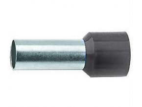 Dutinka pre kábel 6mm2 čierna (E6012)