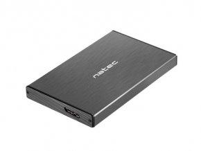 """Externý box pre SATA 2,5 """"HDD s pripojením na USB 3.0"""
