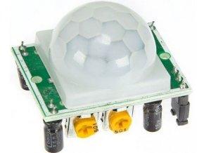 Detektor pohybu, modul PIR NC-SR501