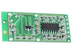 Detektor pohybu mikrovlnný, modul RCWL-0516