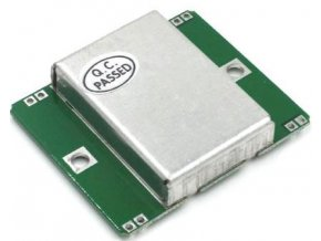 Detektor pohybu mikrovlnný (Doppler radar), modul HB100