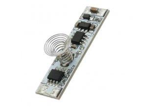 Dotykový spínač sa pre LED pásky do profilu 10mm