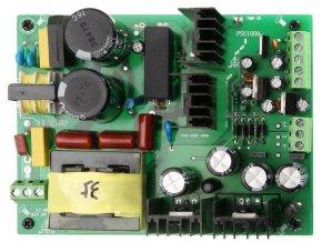 Napájací zdroj pre nf zosilňovače 100-265VAC / ± 40Vdc 500W
