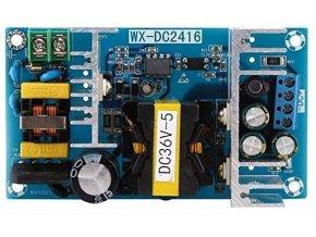 Napájací zdroj-modul WX-DC2416 100-265VAC / 36VDC 5A