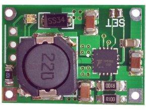 Nabíjačka 1-2 Li-Ion článkov 2A s ochranou, modul s IO TP5100