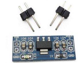 Napájací modul, stabilizátor napätia 3,3V s AMS1117