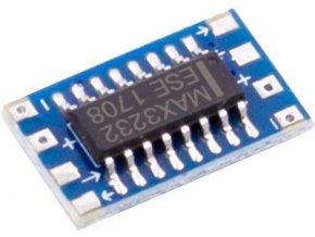 Prevodník TTL na RS232, modul s MAX3232