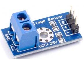 Napäťový senzor 0-25V