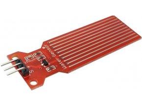 Senzor dažďa a vody s prúdovým výstupom 20mA, modul FR4
