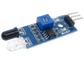 Reflexná svetelná závora, modul s LM393 / Reflexné optočlen /
