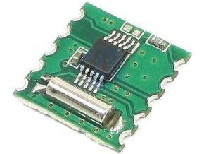 FM prijímač pre Arduino, modul RRD102 V2.0 / IO RDA5807M /