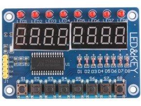 Ovládací panel TM4638 pre Arduino