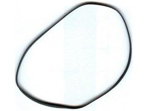 Remienok gumový plochý, dĺžka 278mm