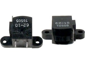 Mgf.hlava 62-10 mazacie 400 ohm, rozteč 16mm
