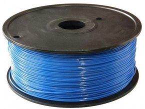 Tlačová struna 1,75mm modrá, materiál ABS, cievka 1kg / 3D tlač /