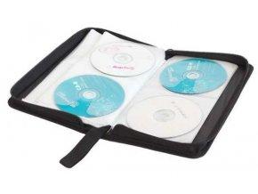 Puzdro obal na 80 CD / DVD