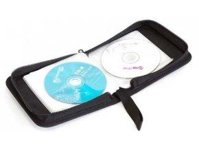 Puzdro obal na 24 CD / DVD
