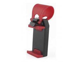 Univerzálny držiak mobilného telefónu na volant