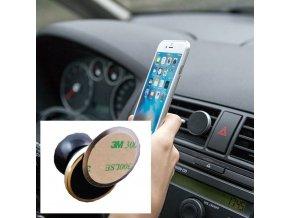 Držiak mobilného telefónu magnetický na ventilačnú mriežku autá