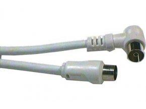 Účastnícka šnúra-anténny kábel 2m, kombinované konektory