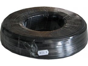 Tienený kábel štvoržilový - 4x, spoločné tienenie, balenie 100m