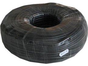 Tienený kábel osmižilový - 8x, spoločné tienenie, balenie 100m