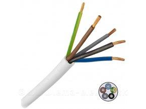 Kábel 5x1,5mm2 H05VV-F (CYSY5x1,5mm)